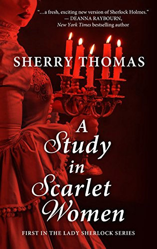 9781410496034 A Study In Scarlet Women The Lady Sherlock Series