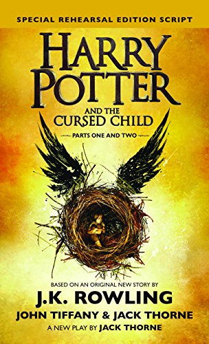 9781410496201: Harry Potter and the Cursed Child: Parts 1 & 2, Special Rehearsal Edition Script (Harry Potter (Hardcover))