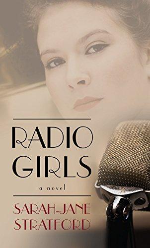 9781410496362: Radio Girls (Thorndike Press Large Print Historical Fiction)
