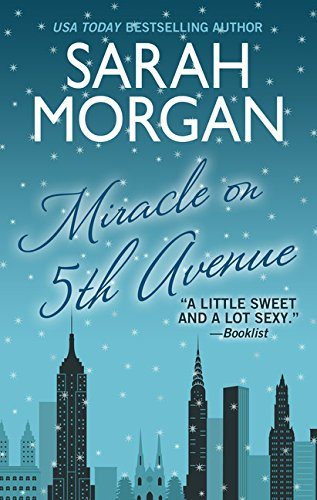 9781410496546: Miracle on 5th Avenue (From Manhattan with Love: Thorndike Press Large Print Romance)