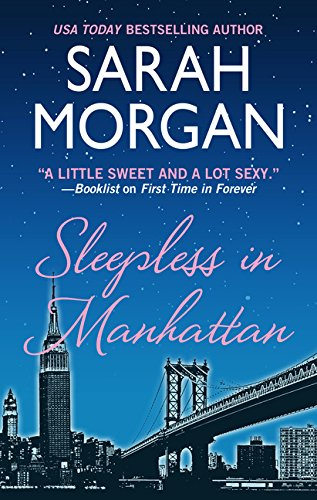9781410496560: Sleepless in Manhattan (From Manhattan With Love)