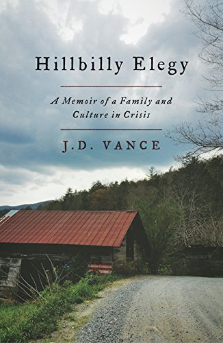9781410496669: Hillbilly Elegy: A Memoir of a Family and Culture in Crisis