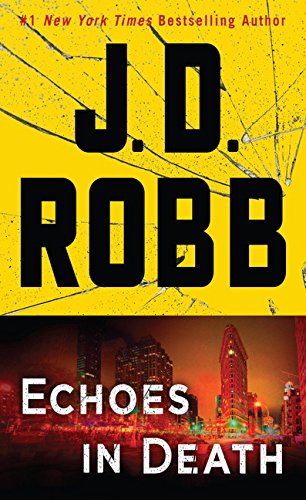 9781410496898: ECHOES IN DEATH (Wheeler Large Print Book)
