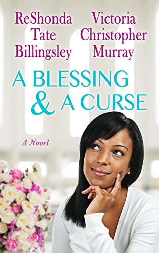 9781410497895: A Blessing & A Curse (Thorndike Press Large Print African-American)