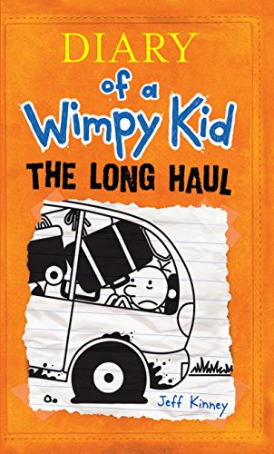 9781410498700: The Long Haul (Diary of a Wimpy Kid Collection)
