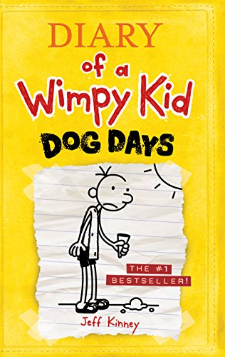 9781410498748: Dog Days (Diary of a Wimpy Kid Collection)
