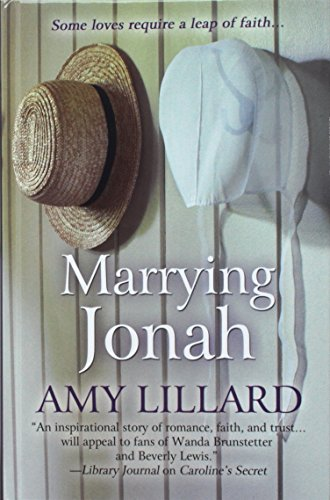 Marrying Jonah (Wells Landing): Amy Lillard