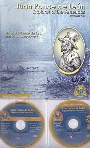 9781410509062: Juan Ponce de Leon : Explorer of the Americas (2007, Paperback)