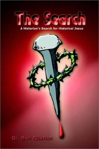 9781410703699: The Search: A Historian's Search for Historical Jesus