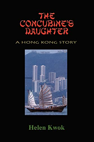 9781410717436: The Concubine's Daughter: A Hong Kong Story