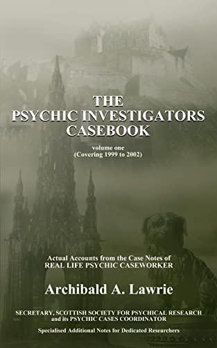 9781410723369: The Psychic Investigators Casebook