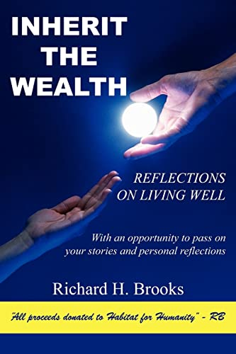 9781410723505: Inherit the Wealth: Reflections on Living Well