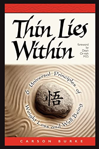 9781410736918: Thin Lies Within: 6 Universal Principles of Weight Loss and Well Being