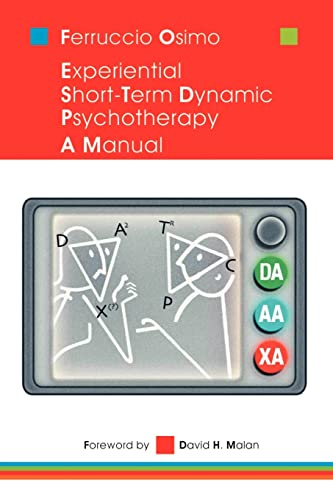 9781410737878: Experiential Short-Term Dynamic Psychotherapy: A Manual