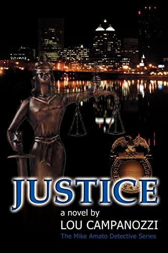 9781410737946: Justice: The Mike Amato Detective a Series