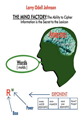9781410741257: The Mind Factory: The Ability to Cipher Information is the Secret to the Lexicon