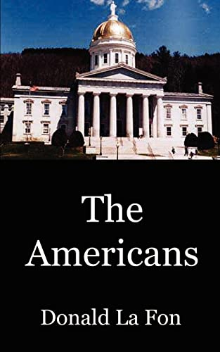 9781410752895: The Americans
