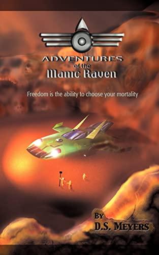 9781410779496: Adventures of the Manic Raven