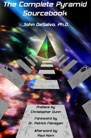 The Complete Pyramid Sourcebook: John DeSalvo