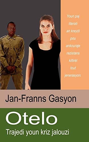 Otelo: Trajedi Youn Kriz Jalouzi: Jean-Frantz Gation