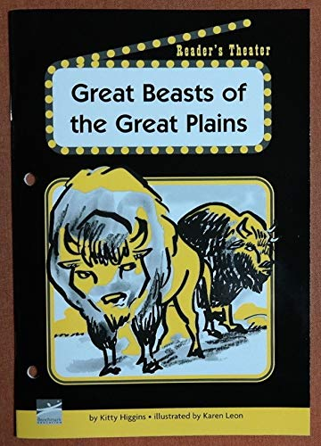 Great Beasts of the Great Plains Reader's: Kitty Higgins