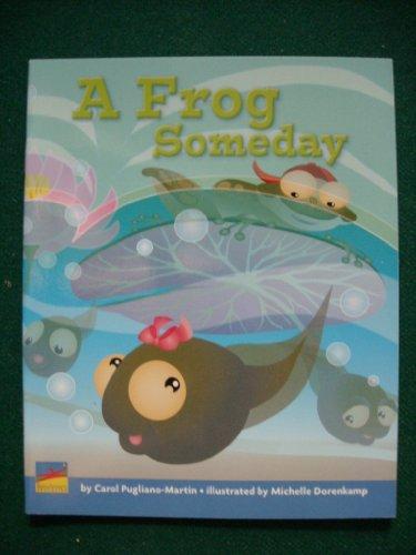 A Frog Someday: Carol Pugliano-Martin