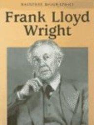 9781410900685: Frank Lloyd Wright (Raintree Biographies)