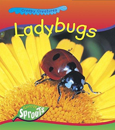 Ladybugs (Creepy Creatures): Monica Hughes