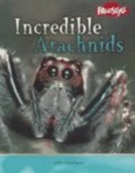 9781410908506: Incredible Arachnids (Incredible Creatures)
