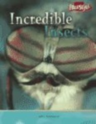 9781410908544: Incredible Insects (Incredible Creatures)