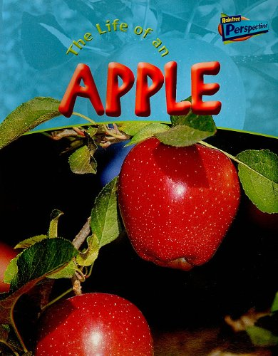 The Life of an Apple 9781410909220 Take a closer look at life cycles! During their lives, animals and plants change and grow. This book explains how an apple tree develops from a seed and creates new seeds inside fruit called apples. You can also find out where apples grow and the animals that eat them.