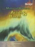 9781410909350: Acids & Bases (Material Matters)