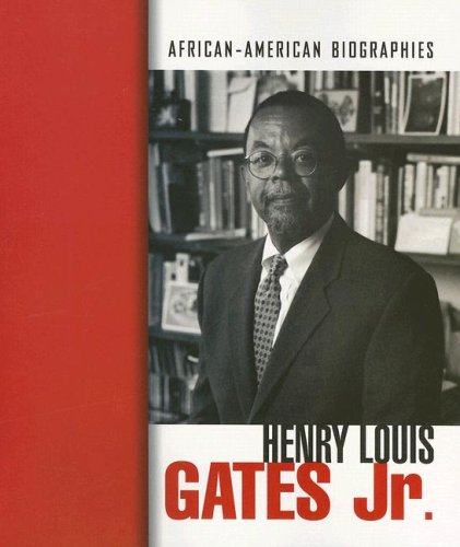 9781410911216: Henry Louis Gates (African-American Biographies)