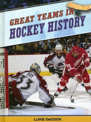 9781410914866: Great Teams in Hockey History