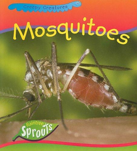 9781410915122: Mosquitoes (Creepy Creatures)
