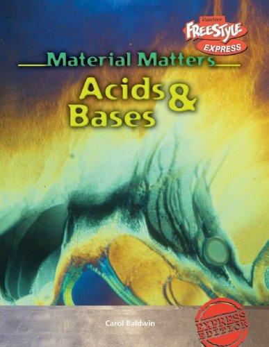 9781410916761: Acids & Bases (Material Matters)