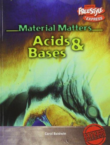 9781410916839: Acids & Bases (Material Matters)