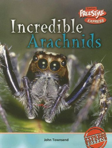 9781410917171: Incredible Arachnids (Incredible Creatures)