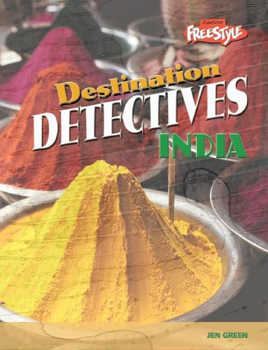 9781410918611: India (Destination Detectives)