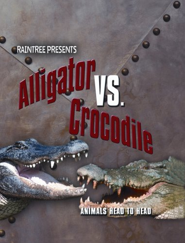 9781410924025: Alligator Vs. Crocodile (Animals Head to Head)