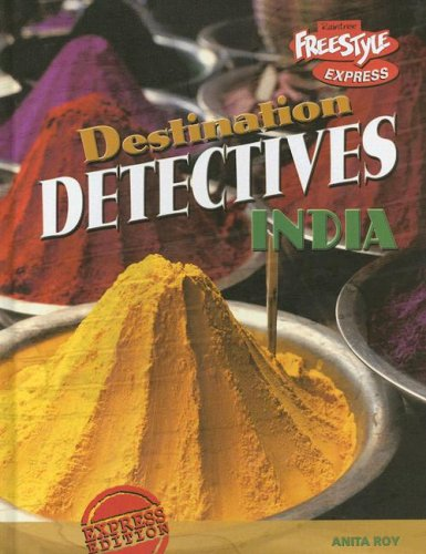 9781410924605: India (Destination Detectives)
