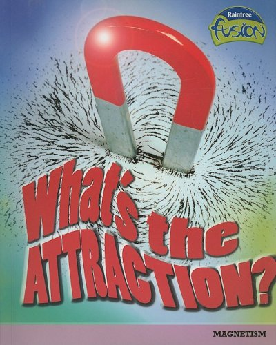 9781410926159: What's the Attraction?: Magnetism (Raintree Fusion: Physical Science)