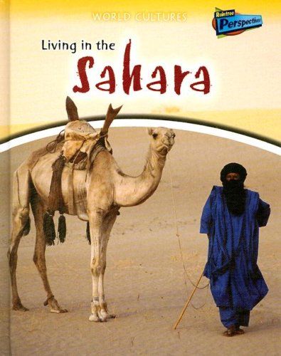 9781410928160: Living in the Sahara (Perspectives)
