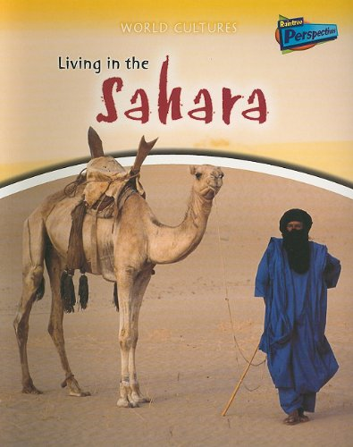 9781410928252: Living in the Sahara (World Cultures)