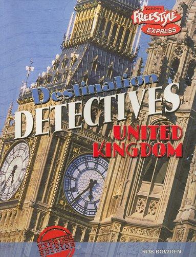 United Kingdom: Destination Detectives (Destination Detectives): Bowden, Rob