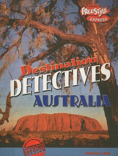 Australia (Destination Detectives): Lumb, Miriam