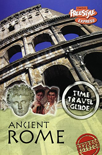 9781410930439: Ancient Rome (Time Travel Guides)