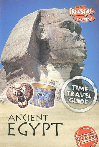 9781410930446: Ancient Egypt (Time Travel Guides)