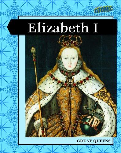 Elizabeth I (Great Queens): Bingham, Jane