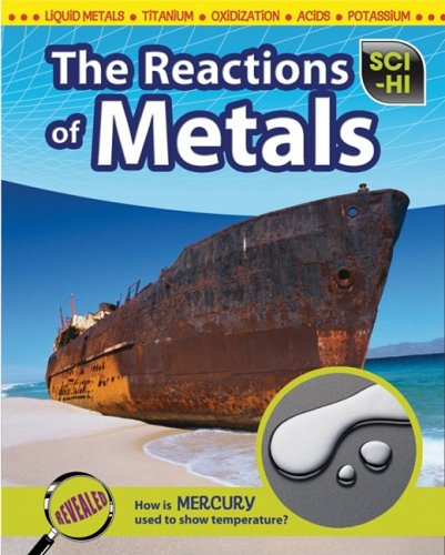 9781410932617: The Reactions of Metals (Sci-Hi: Physical Science)